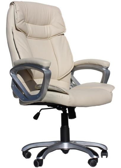Cadeira Presidente Giratória Escritório - Anatômica Relax