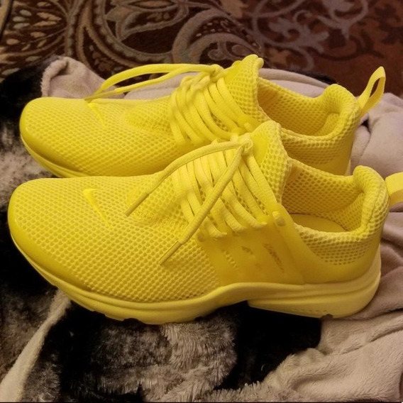 Zapatillas Nike Air Presto Amarillo