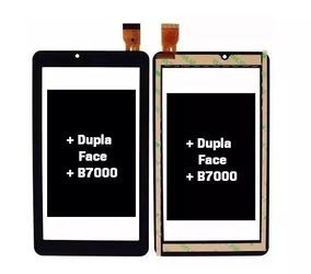 Tela Vidro Touch Tablet Dl Kids C10 Tx394bbv Tx394 7 Polegad