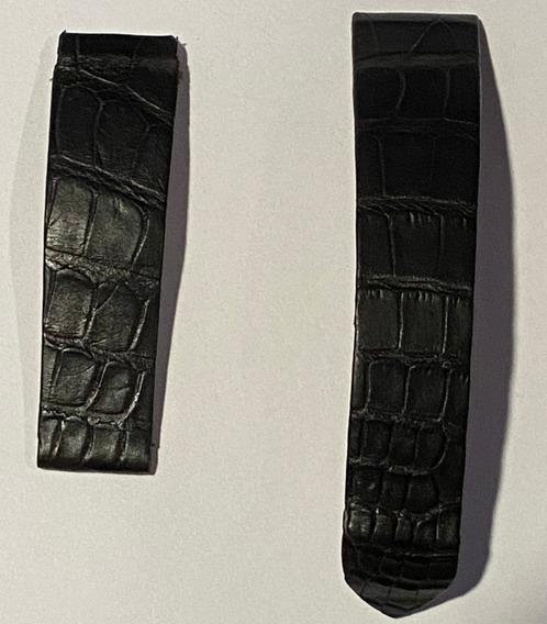 Correa Original Cartier Extensible Piel Cocodrilo 18x15mm