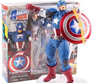 Capitan America Amazing Yamaguchi Marvel Avengers