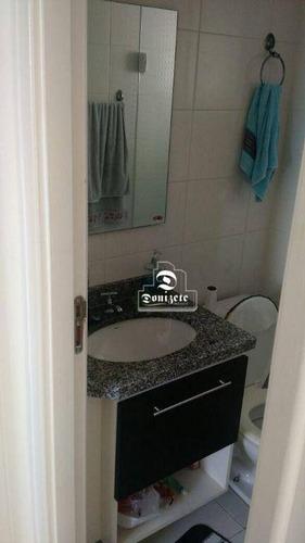 Imagem 1 de 10 de Apartamento À Venda, 49 M² Por R$ 288.000,00 - Vila Planalto - São Bernardo Do Campo/sp - Ap8766