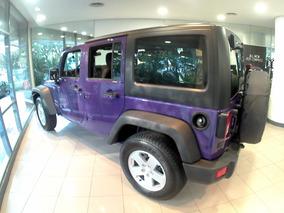 Jeep Wrangler 3.6 Unlimited 284hp Atx