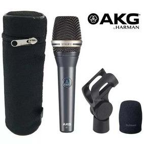 Microfone Akg D7 Dinâmico | Supercardióide | Nfe | Garantia!