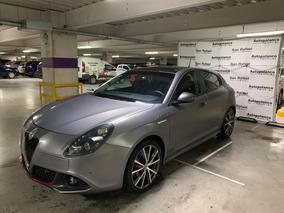 Alfa Romeo Giulietta 1.7 Veloce Tct At 2017 !!!