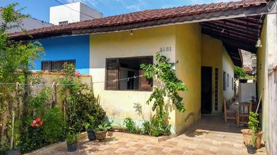 Casa Lado Praia Jardim Bopiranga Em Itanhaém Litoral Sul