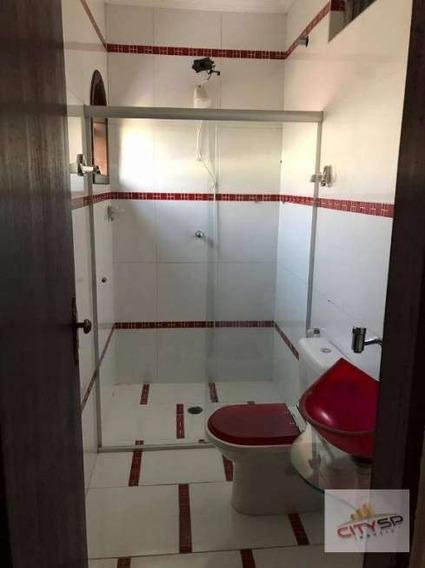 Casa Com 3 Quartos 125m² Americanópolis - São Paulo Sp