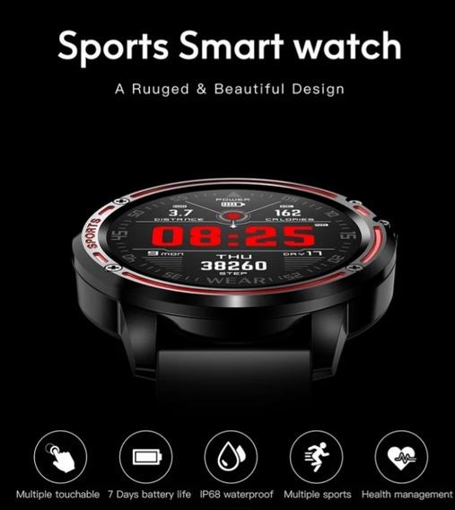 Relógio Smarthwacth Prettylittle L8