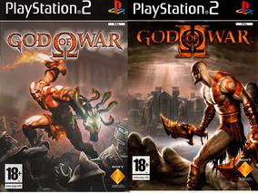 Patche God Of War 1 E 2 Para Ps2 Em Portugues É Patche