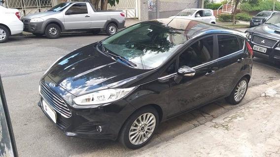 New Fiesta Titanium 2015 Automático Ún Dono Ipva 2020 Grátis