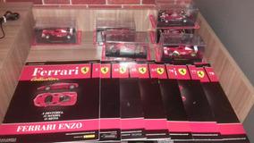 Coleção Ferrari - Ed. 2/18/42/ 53/ 76/ 77/78
