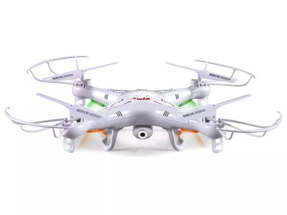 Drone Syma X5c Camera 2mp Foto Video 5 Baterias Original