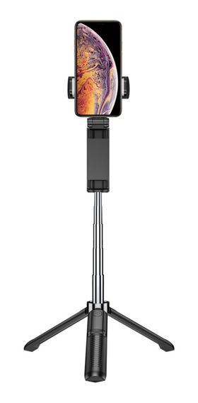 Extensível Monopé Tripé Bluetooth Obturador Remoto Selfie Va