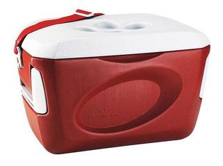 Caixa Térmica Invicta 24l Vermelho Velvet