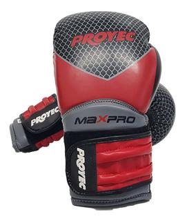 Guantes Max Pro Boxeo Proyec Box Kick Muay Thai Importados P