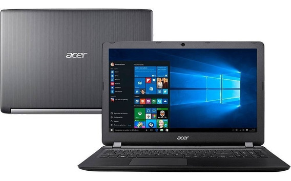 Notebook Acer 15.6 Intel Core I5, 8gb, Hd 1tb, Windows 10