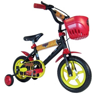 Bicicleta Rod 12 Cars Rodado 12 Unibike 3070