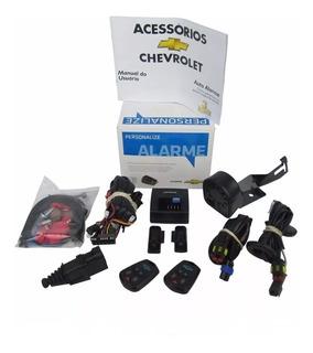 Alarma Para Chevrolet Agile / Montana Accesorio Gm 100% Orig