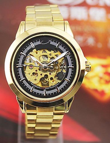 Relógio De Moda Relógio Mecânico Automático