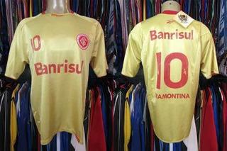 Internacional 2009 Camisa Centenário Tamanho G Número 10 (b)