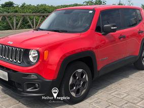 Jeep Renegade Sport 1.8 4x2 Flex Aut. 2016 Vermelha