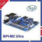 Bpi-m2u Banana Pi M2u Bpi-m2 Ultra R40 Quad-core 2gb Ram+wif