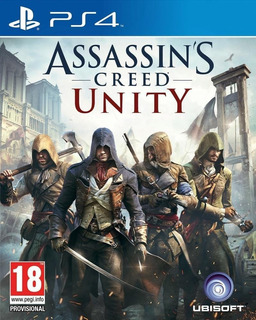 Assassins Creed Unity Ps4 Nuevo . (en D3 Gamers)