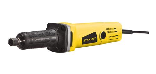 Imagen 1 de 8 de Amoladora Recta 40mm 500w Stanley Stel861 Stanley