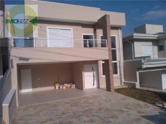 Casa Residencial À Venda, Condomínio Villagio Di Napolii, Valinhos. - Ca1654