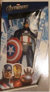 Capitan America Muñeco 25 Cents