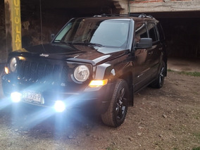Jeep Patriot 2.4 Limited Qc Cvt 2014