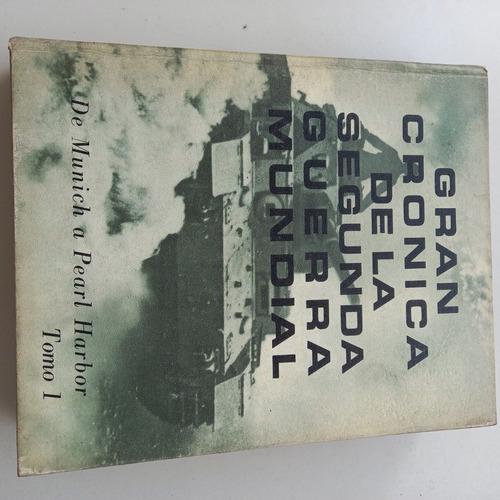 Imagen 1 de 1 de Gran Cronica De La Segunda Guerra Mundial