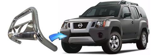 Parachoque Impulsão Chapa Cromado Nissan X-terra 2003 A 2007