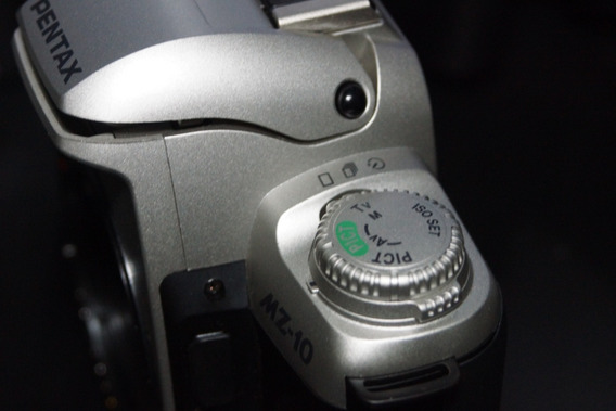 Camera Analogica Pentax Mz-10, Perfeita Para Usar