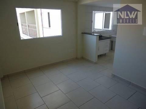 Apartamento À Venda, 45 M² Por R$ 169.600,00 - Cidade Jardim - São Carlos/sp - Ap3069