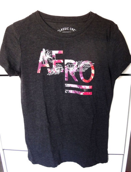 Remera Aeropostale, Nueva, Traida De Usa