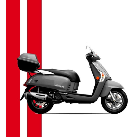 Kymco Like 200 0km No Honda Pcx 150 Scooter