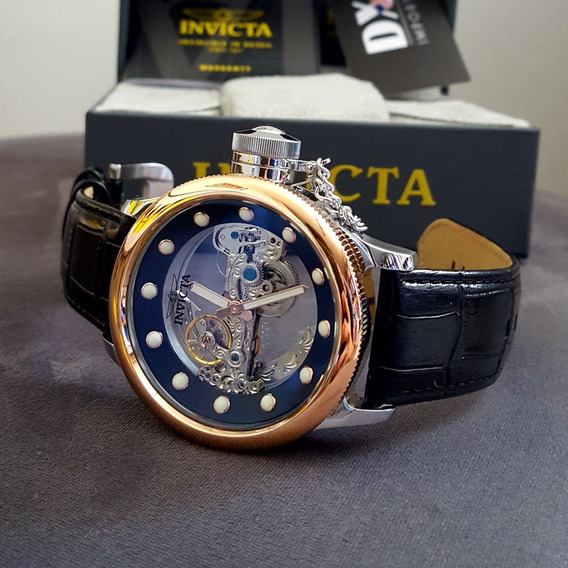 Relogio Invicta Russian Diver Automatic - Original