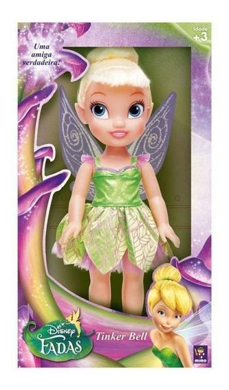Boneca Clássica Fada Tinker Bell - Sininho Mimo 6371