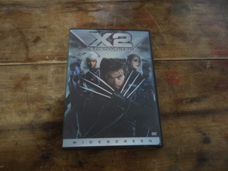 Dvd X-men 2 Edicion Especial 2 Dvd (x2: X-men United)