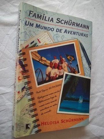 * Livro - Um Mundo De Aventuras - Literatura Estrangeira