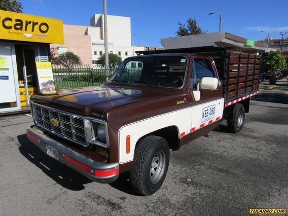 Chevrolet Silverado Mt 4100cc