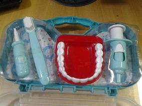 Maleta Kit Dentista Pak Toys C/5 Pcs