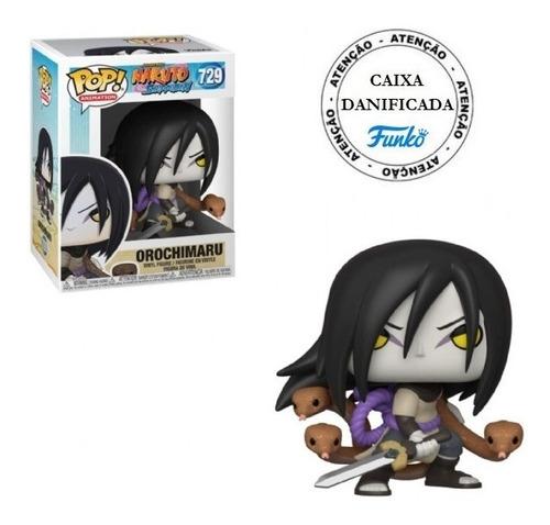 Boneco Pop Funko Naruto Shippuden Orochimaru #729