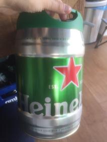 Latão De Heineken Completo - Vazio