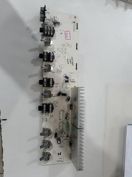 Placa Amplificadora Frahm Mf 800bt/usb 800bt/ Mf800 App