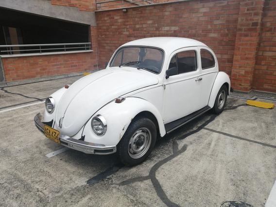 Volkswagen Escarabajo Mt1600