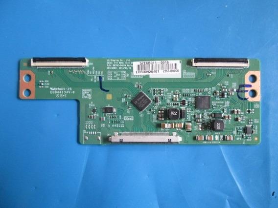 Placa T-con Lg 47lb5600 49lb6200 6870c-0481a Original