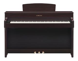 Piano Clavinova Yamaha Clp645 Rosewood A Meses Y Garantia