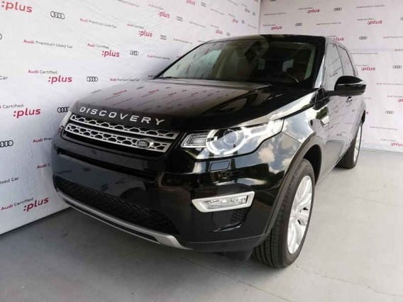 Land Rover Discovery Sport 2016 2.0 Hse Piel 7 Pasajeros Lux